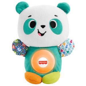 Fisher-Price Linkimals Játékos panda 9 hó+ (GWL93)